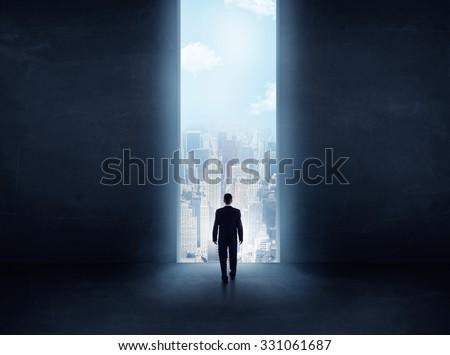Woman standing narrow brick alleyway stock photo 604745267 for Door to gate kontakt