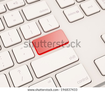 button on computer keyboard