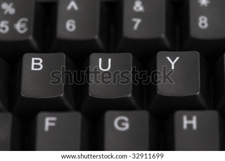 Buy set with computer keys