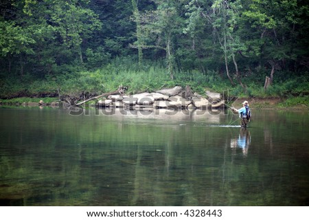 Farmland rural tennessee stock photo 51984919 shutterstock for Trout fishing in tennessee