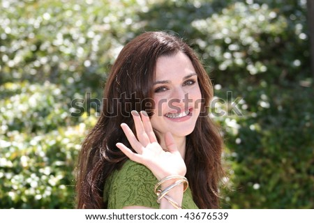 CANNES, FRANCE - MAY 17: Actress Rachel Weisz attends the Agora Photocall held at the Palais Des Festivals during the 62nd International Cannes Film Festival on May 17, 2009 in Cannes, France.