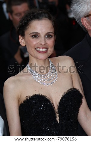 CANNES, FRANCE - MAY 19:   Elena Anaya attends the 'The Skin I Live In' premiere at the Palais  during the 64th Cannes Festival on May 19, 2011 in Cannes, France