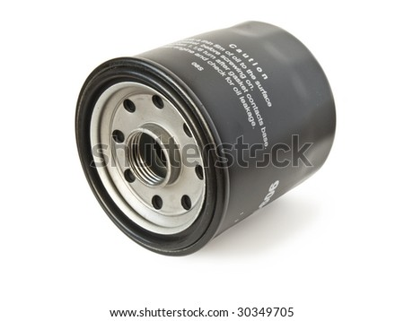 Different types oil filters stock photo 502168411 for Car motor oil types