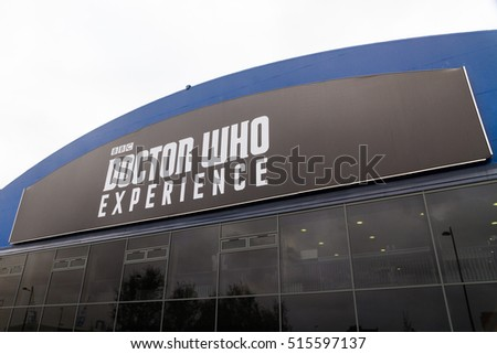 CARDIFF â?? NOVEMBER 12: Doctor Who Experience, Cardiff, Wales, United kingdom, November 12 2015 in Cardiff.