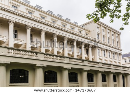 301 moved permanently for 17 carlton house terrace london