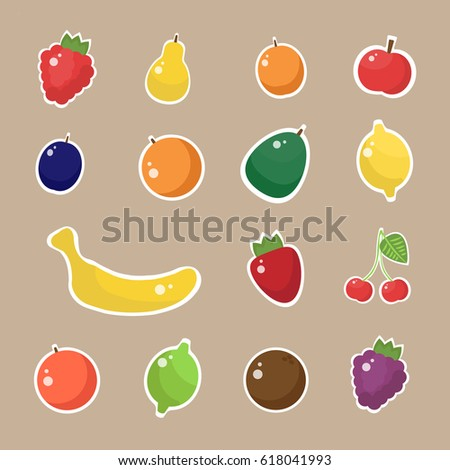 Cute Fruit Apple Pear Lemon Orange Stock Vector 151554107. Picnic Banners. Classification Signs. Man Lettering. Lemon Juice Banners. Unhappy Signs. Shovel Signs. Portable Signs Of Stroke. Piercing Signs