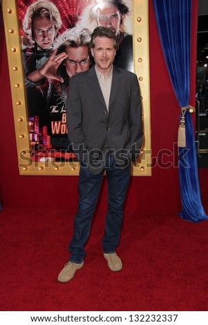 "Cary Elwes at the World Premiere of ""The Incredible Burt Wonderstone,"" Chinese Theater, Hollywood, CA 03-11-13"