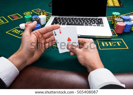 Online gambling technology
