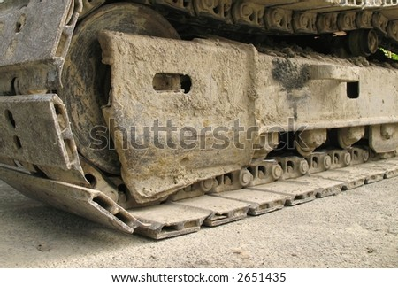 Caterpillar Track Stock Photos Images Amp Pictures