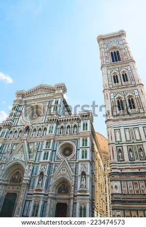 Cathedral of Santa Maria del Fiore (Duomo), Florence, Italy