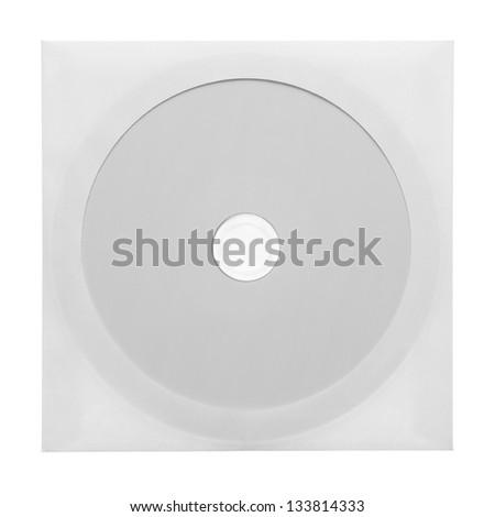 cd paper case