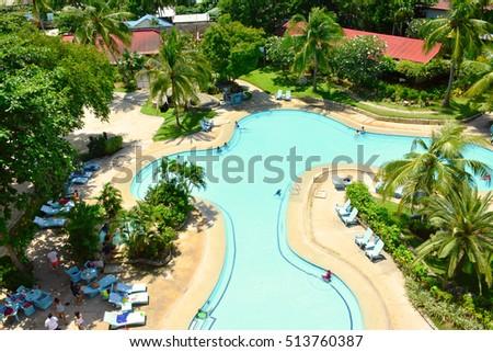 Swimming Pool Fresh Cool World Springrecuperate Stock Photo 63578311 Shutterstock