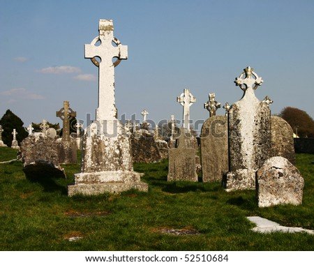 celtic crosses in ireland