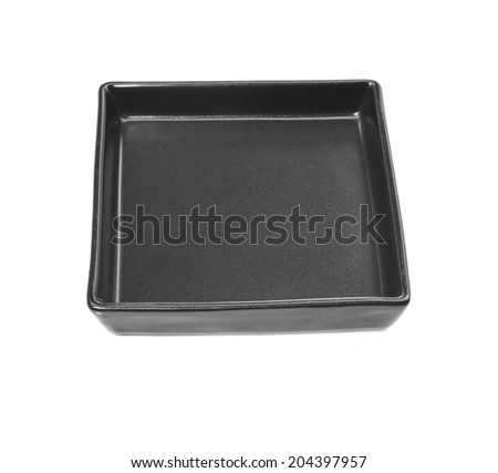 Ceramic black and white background