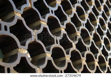 ceramic lattice