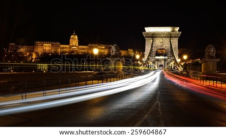 Chain Bridge Traffic
