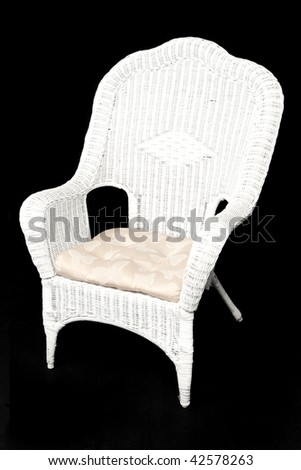 Chair With Pad
