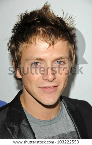 Charlie Bewley  at the GQ Men of the Year Party, Chateau Marmont, Los Angeles, CA. 11-18-09