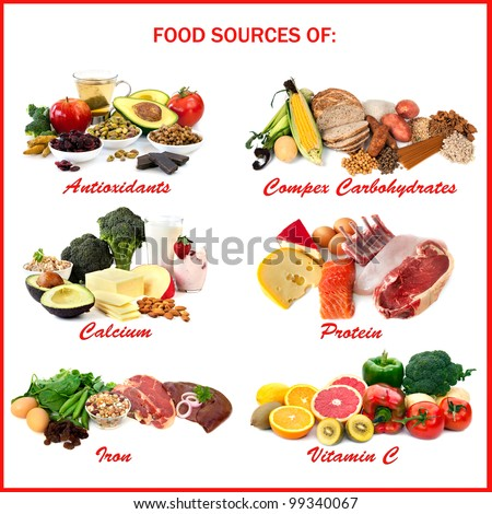 Three Food Sources High In Iron