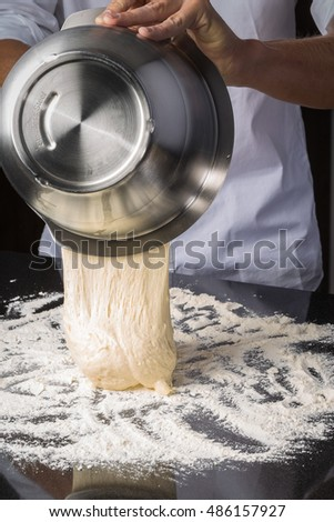 Pile six folded white shirts on stock photo 496521874 shutterstock - Lavish white and grey kitchen for hygienic and bright view ...