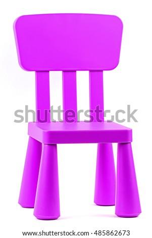 Vibrator orthopaedic chair