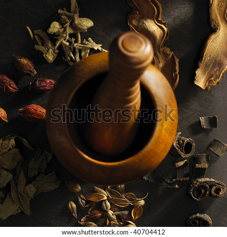 Chinese medicine and its facility