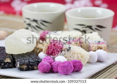 chinese traditional  snack