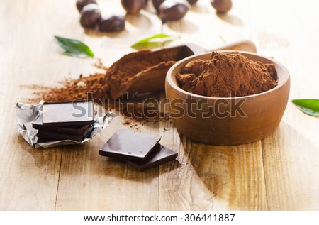 how to make chocolate bars with cacao powder
