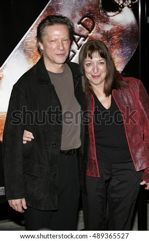 chris cooper wife marianne world premiere stock photo