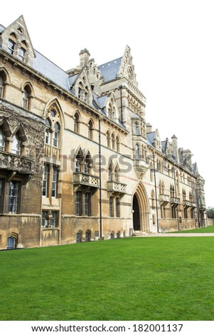 Christ Church College, UK