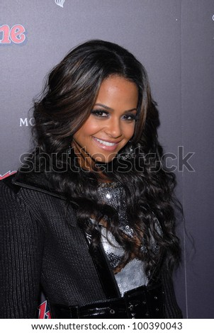 Christina Milian at the Rolling Stone American Music Awards VIP After-Party, Rolling Stone Restaurant & Lounge, Hollywood, CA. 11-21-10