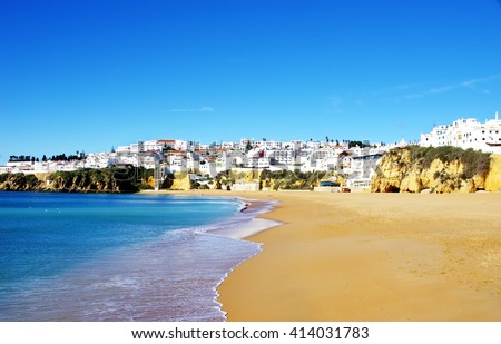 City of Albufeira,Algarve, Portugal