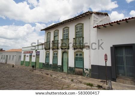 Abandoned House On Coast Corpus Christi Stock Photo