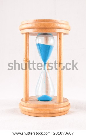 Classic Style Vintage Old Hourglass Sandglass Clock
