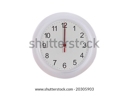 wall clock without hands you can stock photo 246913678