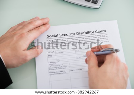 from Matias dating someone on social security disability