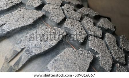 Tire tracks on sand car traces stock photo 570014296 shutterstock - Tire tread wallpaper ...