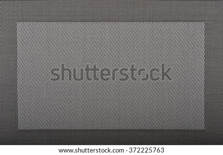 Close up of wattled textured synthetical background