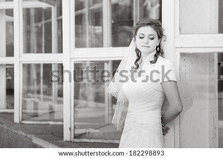 Shy Girl In A Towel Stock Photos, Images, & Pictures