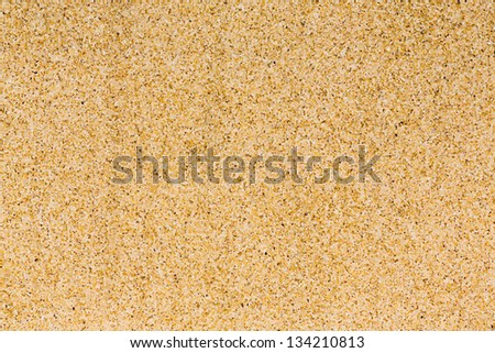 Close up Rough gravel wall texture