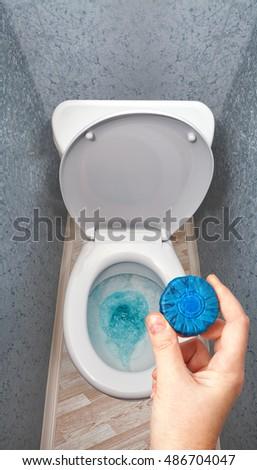 Hand Sanitizer Dispenser Two Female Caucasian Stock Photo