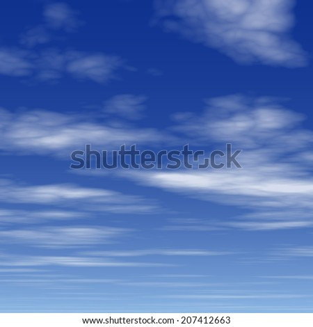 Cloud background abstract for design and decorate