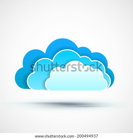 Cloud. Raster copy