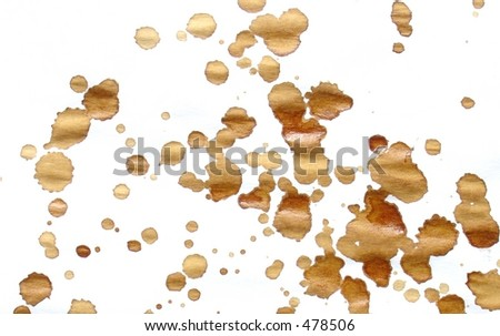 coffee stain 2