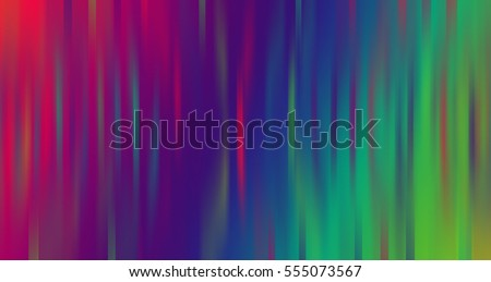 Colorful abstract illustration with motion blur