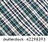 colorful gingham. More of this motif & more textiles in my port. - stock photo