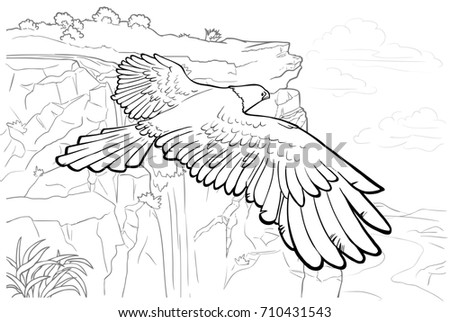 fly angel coloring pages | Cartoon Illustration Funny Angel Stock Illustration ...