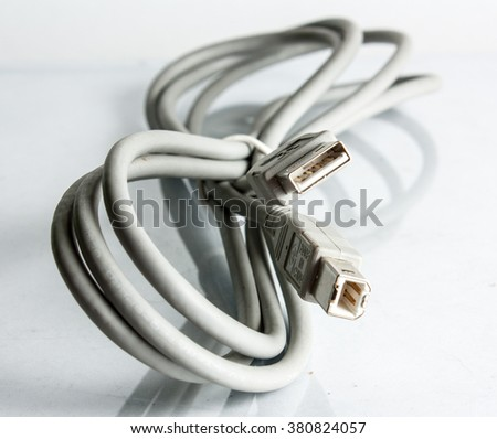 computer cable connector