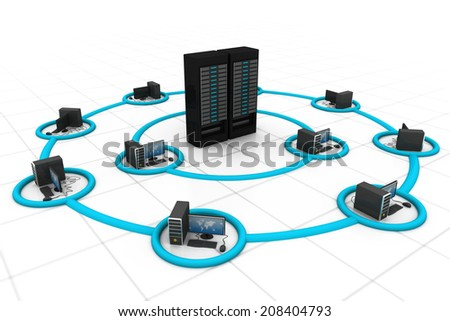 Computer Network and internet communication