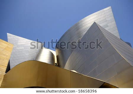 concert hall in Los Angeles
